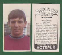 West Ham United Martin Peters England 65